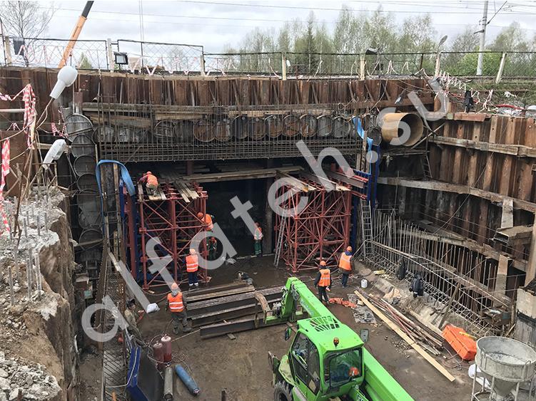 Строительство туннел